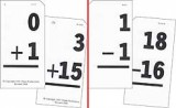 Small Addition & Subtraction Flash Cards