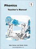 Grade 1 [3rd Ed] Phonics Teacher's Manual