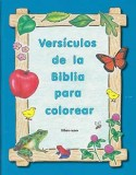 Versículos de la Biblia para colorear - libro uno [Bible Verses to Color]