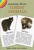 Learning About Forest Animals - Booklet