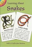 Learning About Snakes - Booklet