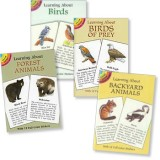 "Set of 4 ""Learning About..."" Booklets - Set 1"