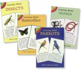 "Set of 4 ""Learning About..."" Booklets - Set 2"