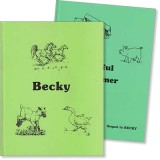 "Set of 2 ""Becky"" Series Books"