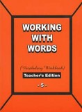 Grade 5 Pathway Vocabulary Workbook (Teacher's Edition) [Revised Edition]