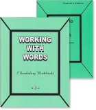 "Grade 8 Pathway Vocabulary ""Working With Words"" Set"