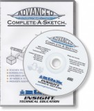 Complete-A-Sketch Advanced - EBook CD