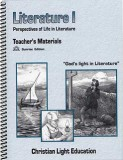 DISCOUNT - Literature I - Perspectives of Life in Literature - (2009) Teacher's Material