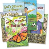 """God's Miracle"" Series Set of 8"