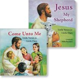 "Set of 2 ""Little Verses for Little Ones"" (board books)"