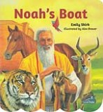 "Noah's Boat - ""Bible Boats for Little Folks Series"" (board book)"
