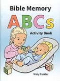 Bible Memory ABCs Activity Book