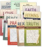 "Set of 10 ""Word Search Puzzles"" Series"