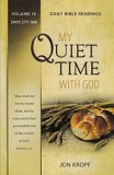 My Quiet Time with God, Volume 4 (Days 277-366)