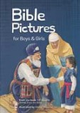 "Bible Pictures for Boys and Girls - Mini Picture Book - ""Favorite Stories from the Bible"""