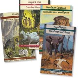 """Missionary Adventure Stories Series"" Set of 4"