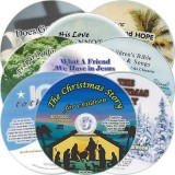 Sampler Set of 9 Audio CD Tracts