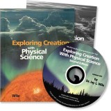 Grade 8 Apologia Physical Science [2nd Ed] Set - TEXTBOOK EDITION
