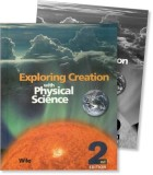 Grade 8 Apologia Physical Science [2nd Ed] Set