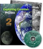 Grade 11 Apologia Physics [2nd Ed] Set - TEXTBOOK EDITION