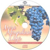 More Abundant Life - Audio CD